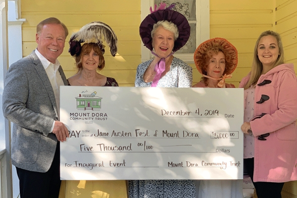 Mount Dora Trust Becomes the Fest's Naming Sponsor